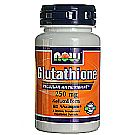 Now Foods Glutathione 250 mg
