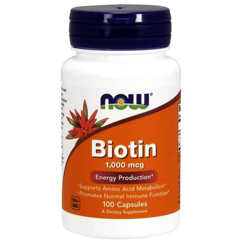 Biotin 1000 mg side effects