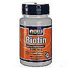 Now Foods Biotin 1000 mcg