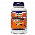 Now Foods Niacinamide 500 mg