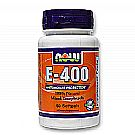 Now Foods E-400 IU Mixed Tocopherols