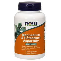 Now Foods Magnesium and Potassium Aspartate