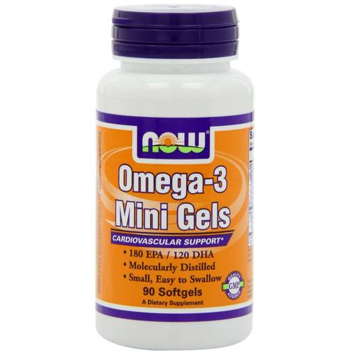 Omega 3 Mini Gels