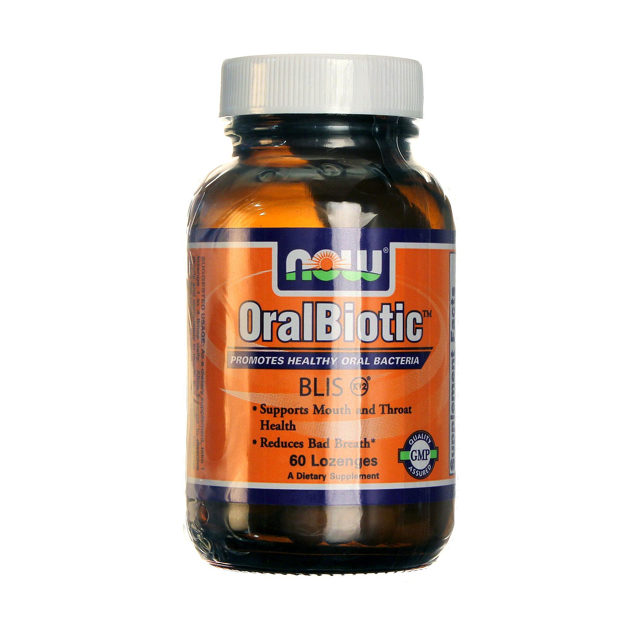 Now foods oralbiotic