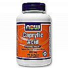 Now Foods Caprylic Acid 600 mg
