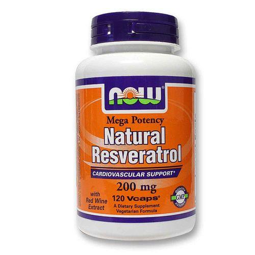 Resveratrol Foods List