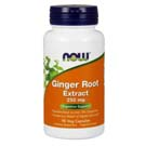 Now Foods Ginger Root Extract 250 mg