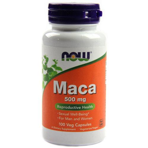 Maca Now Foods Review