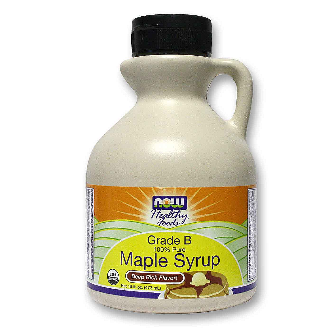 grade a maple syrup health benefits