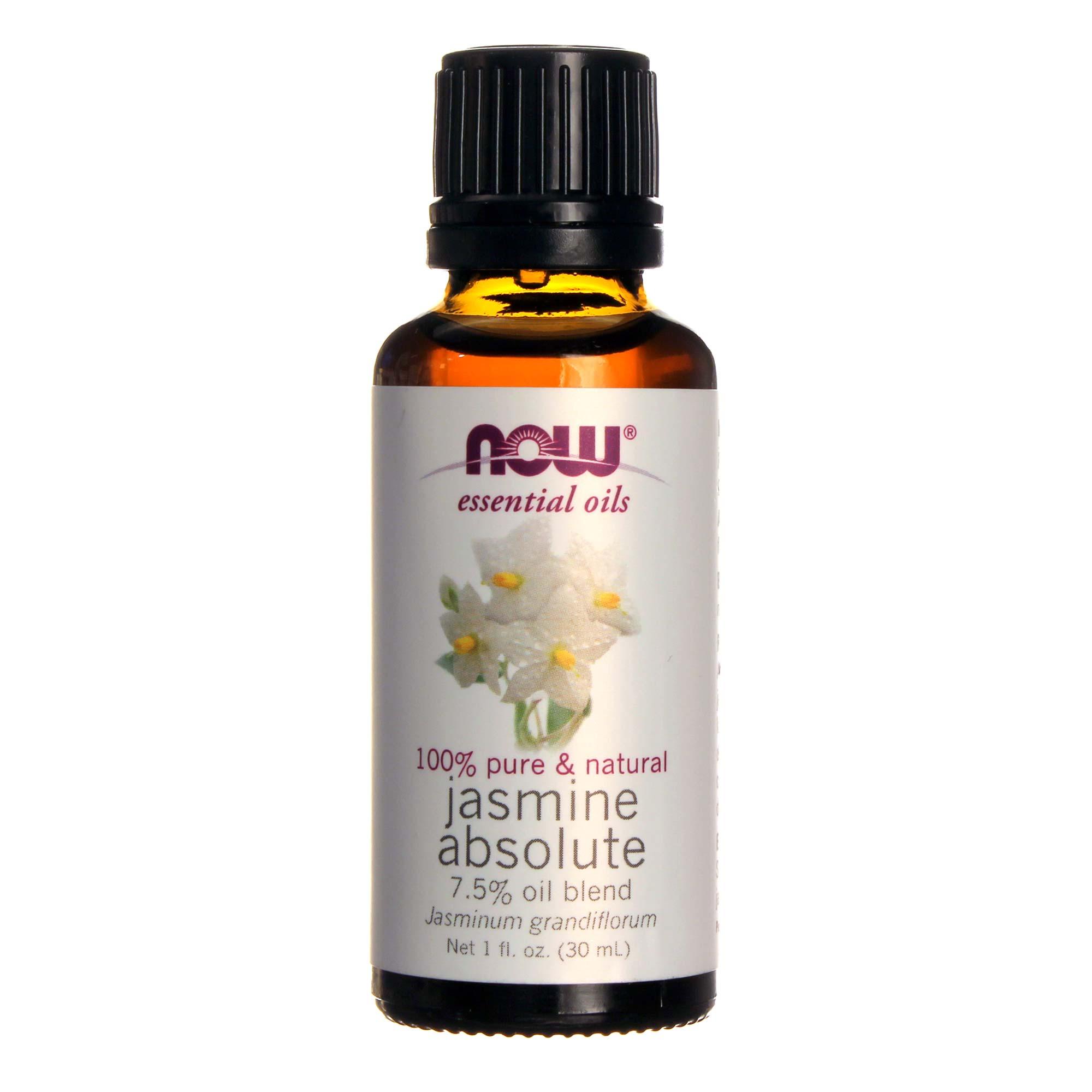 Now jasmine essential oil
