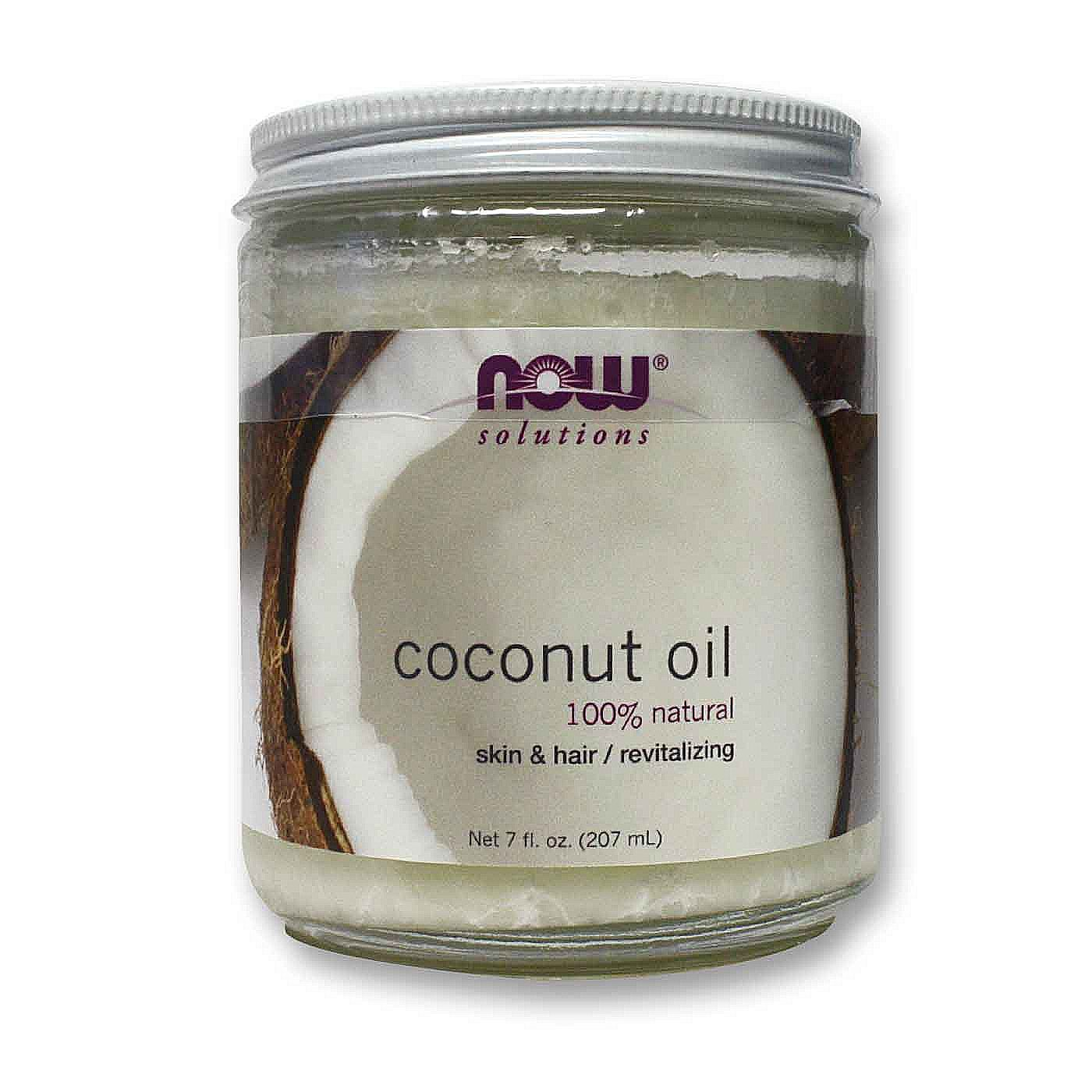 Buy Now Foods Coconut Oil - 7 oz India