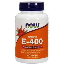 Now Foods Vitamin E-400 IU