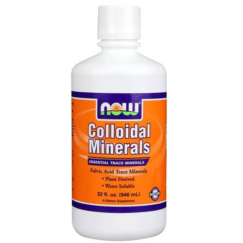 Colloidal Minerals