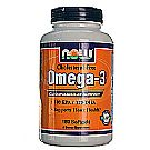 Now Foods Omega-3 1000 mg Cholesterol-Free