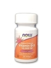 Now Foods High Potency Vitamin D3 10,000 IU