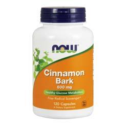 Cinnamon Bark 600 mg