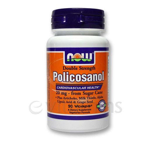 Policosanol 20 mg (Cane Source)