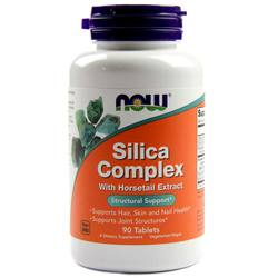 Now Foods Silica Complex 500 mg