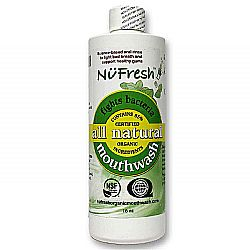 All Natural Mouthwash