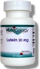 Nutricology Lutein 20 mg