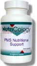 Nutricology PMS Nutritional Support