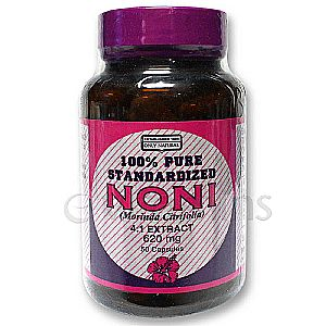 100% Pure Standardized Noni 4:1 Extract