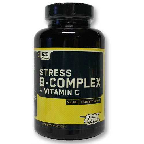 Stress B Complex + Vitamin C