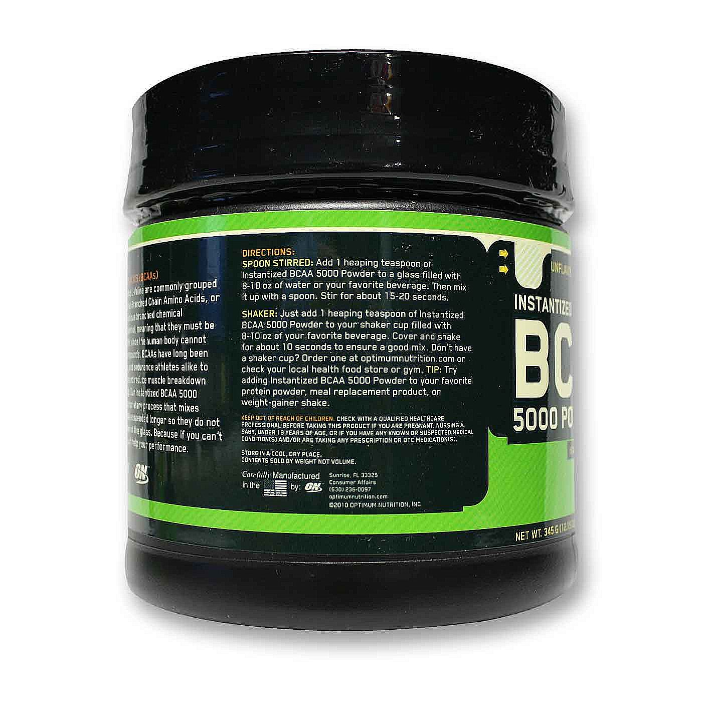 instantized bcaa 5000 powder купить