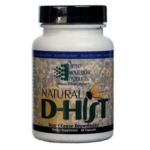 D-hist orthomolecular