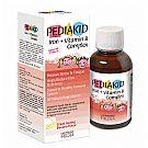 Pediakid Iron + Vitamin B Complex
