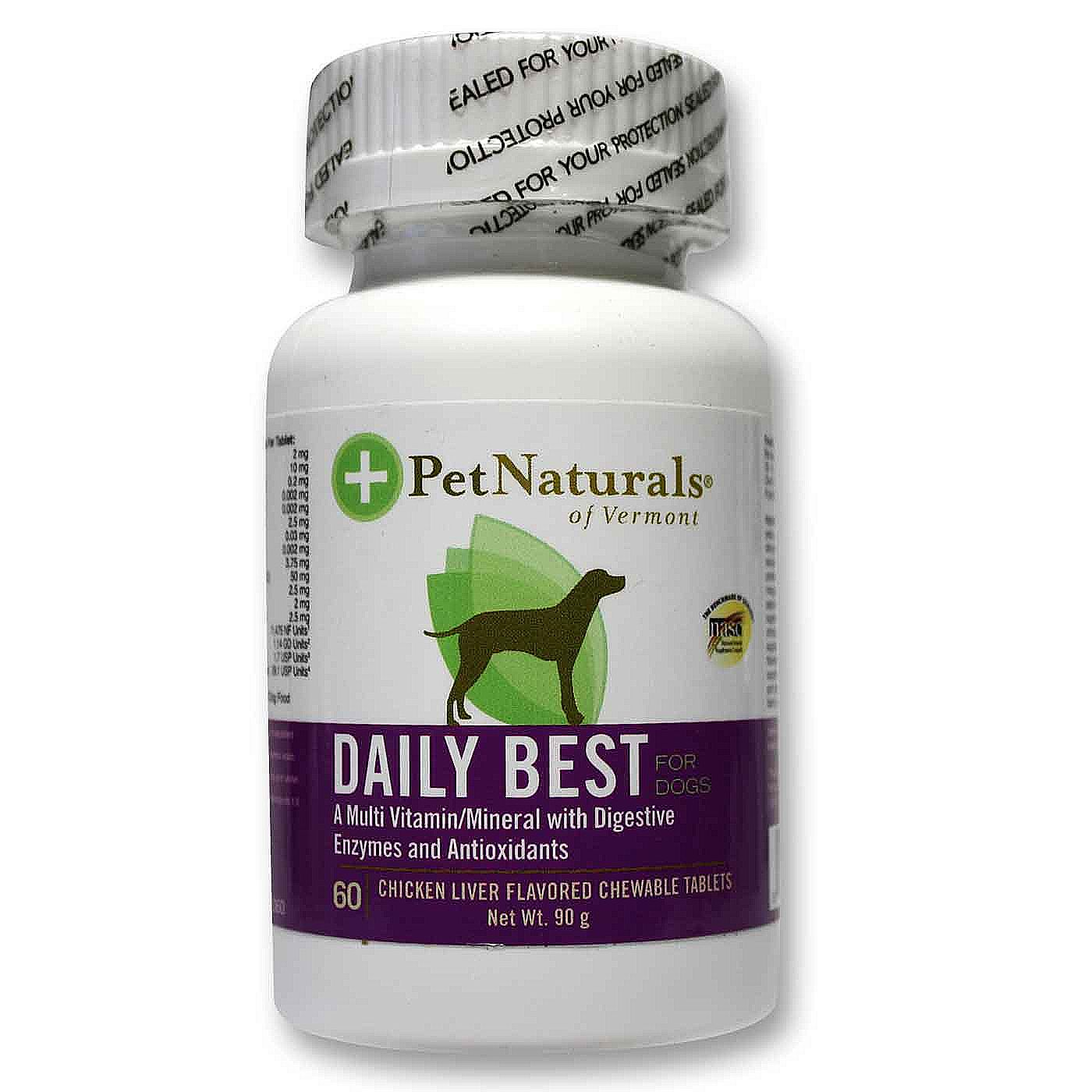 Pet Naturals Daily Best Cat Vitamins