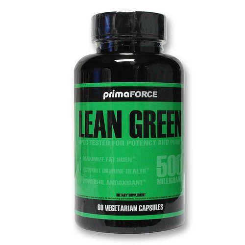 Primaforce lean green reviews