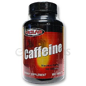 Caffeine Tablets 200 mg
