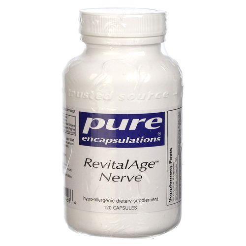 Pure Encapsulations Revitalage Nerve 120 Capsules