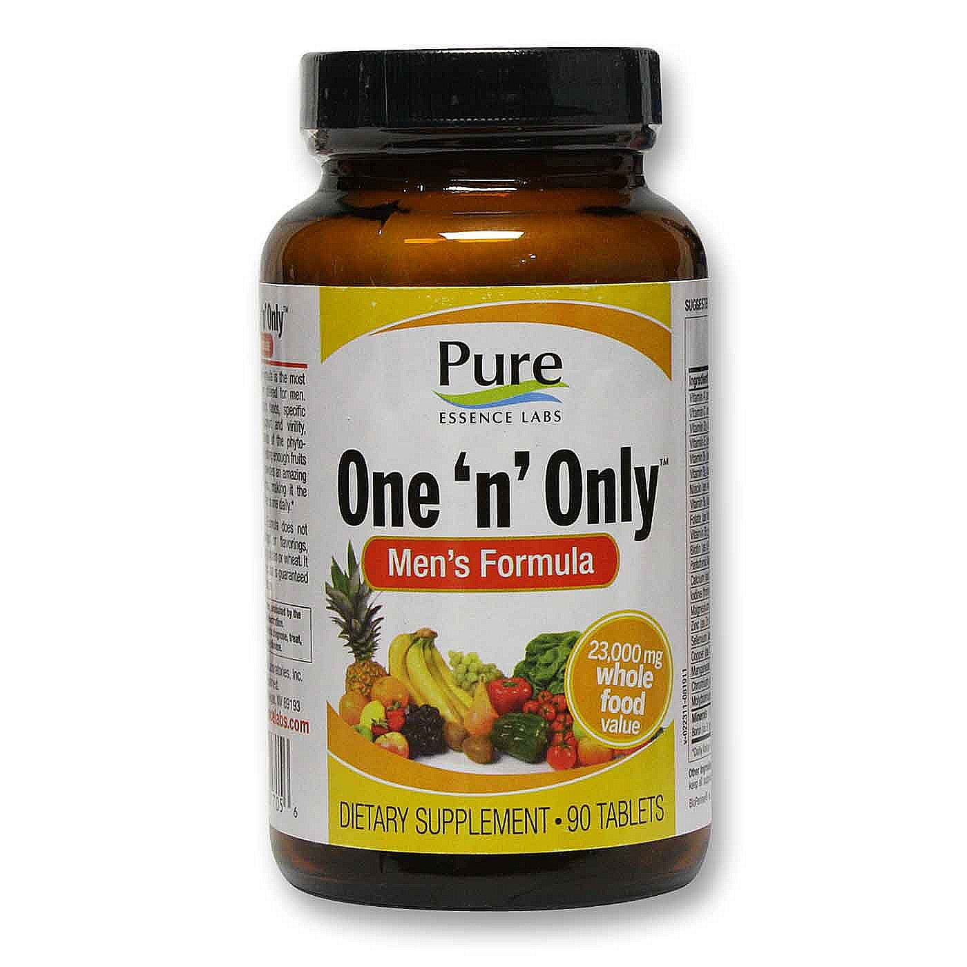 Pure one and only vitamins