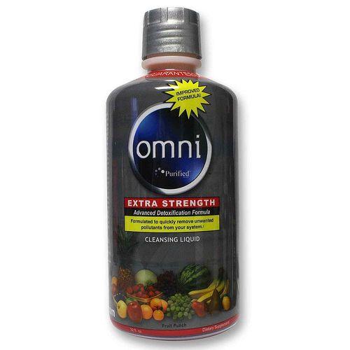 Omni Cleansing Liquid Extra Strength