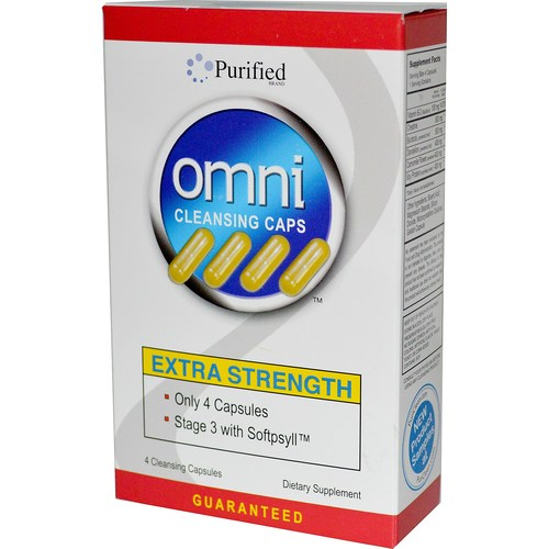 Omni Extra Strength Cleansing Caps