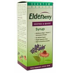 Quantum Elderberry Cough Syrup