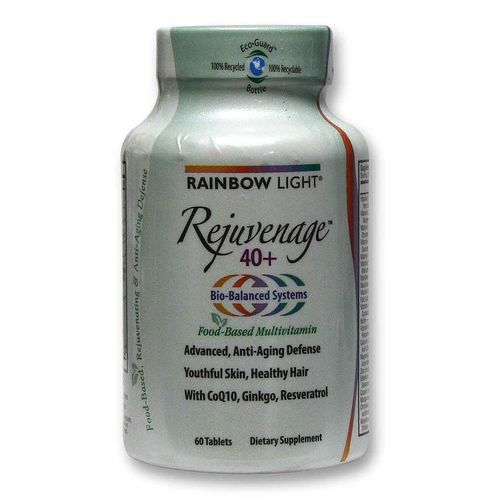 Rejuvenage 40 multivitamin