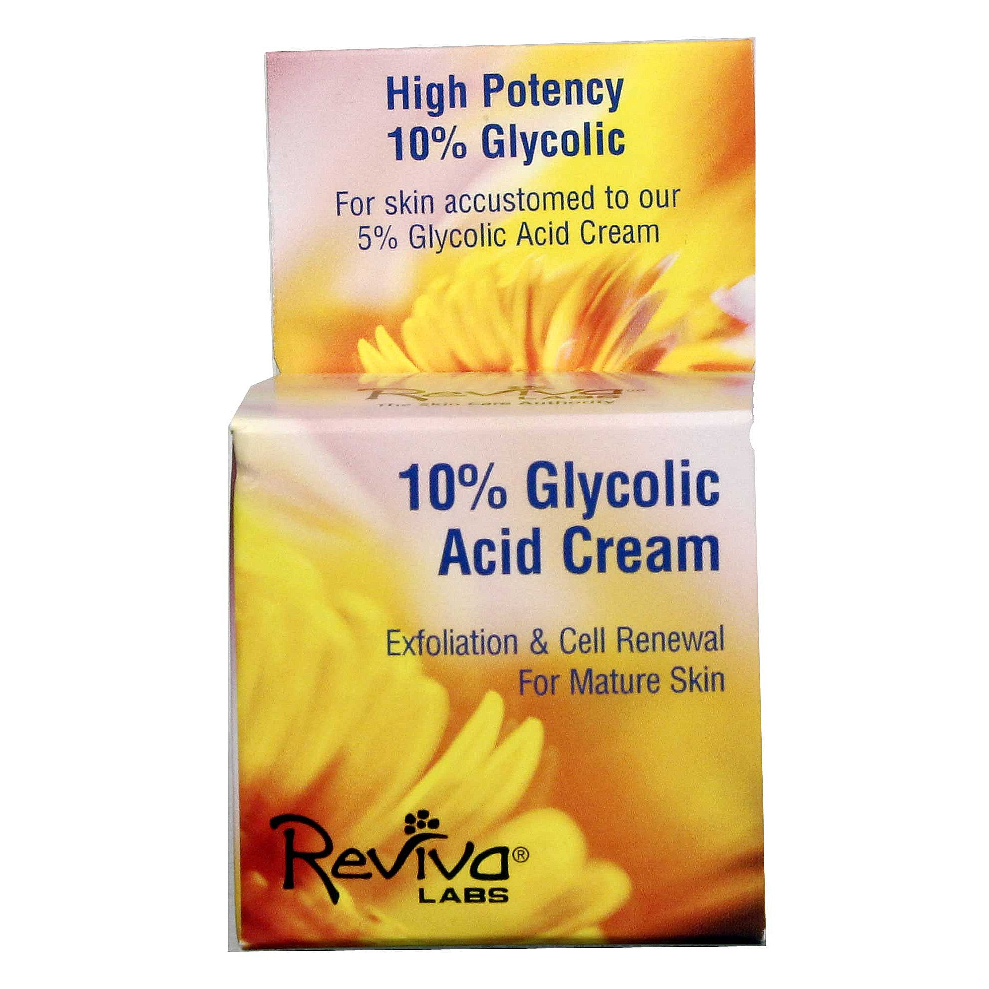 Reviva labs 5 glycolic acid cream review