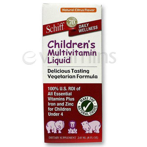 Children's Multi-Vitamin Liquid