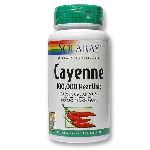 Cayenne 100,000 Heat Units