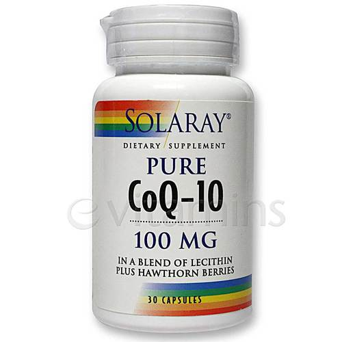 Pure CoQ10 100 mg