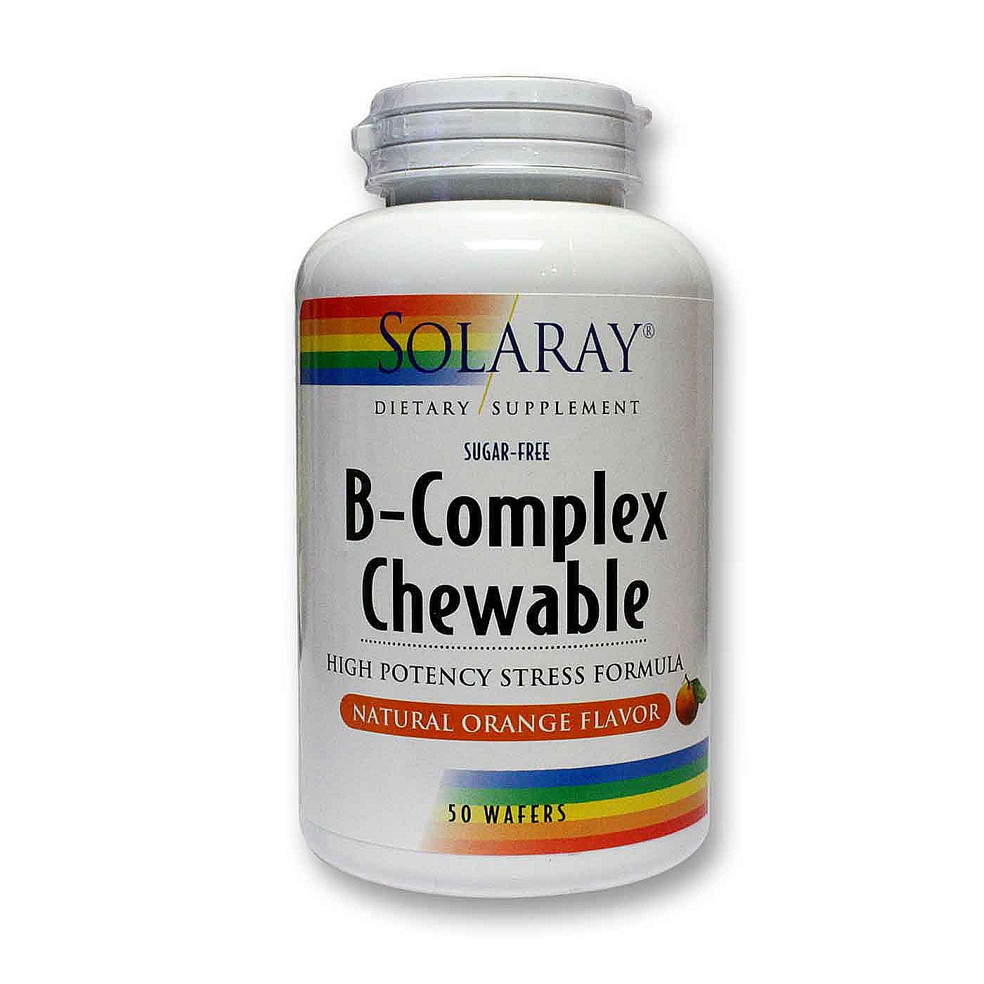 Chewable b complex