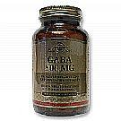 Solgar GABA 500 mg