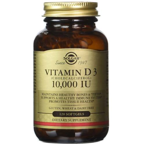 solgar vitamin d 10 000 iu 120 softgels. Black Bedroom Furniture Sets. Home Design Ideas