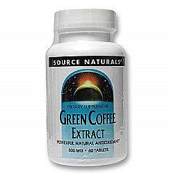 Green Coffee Extract 500 mg