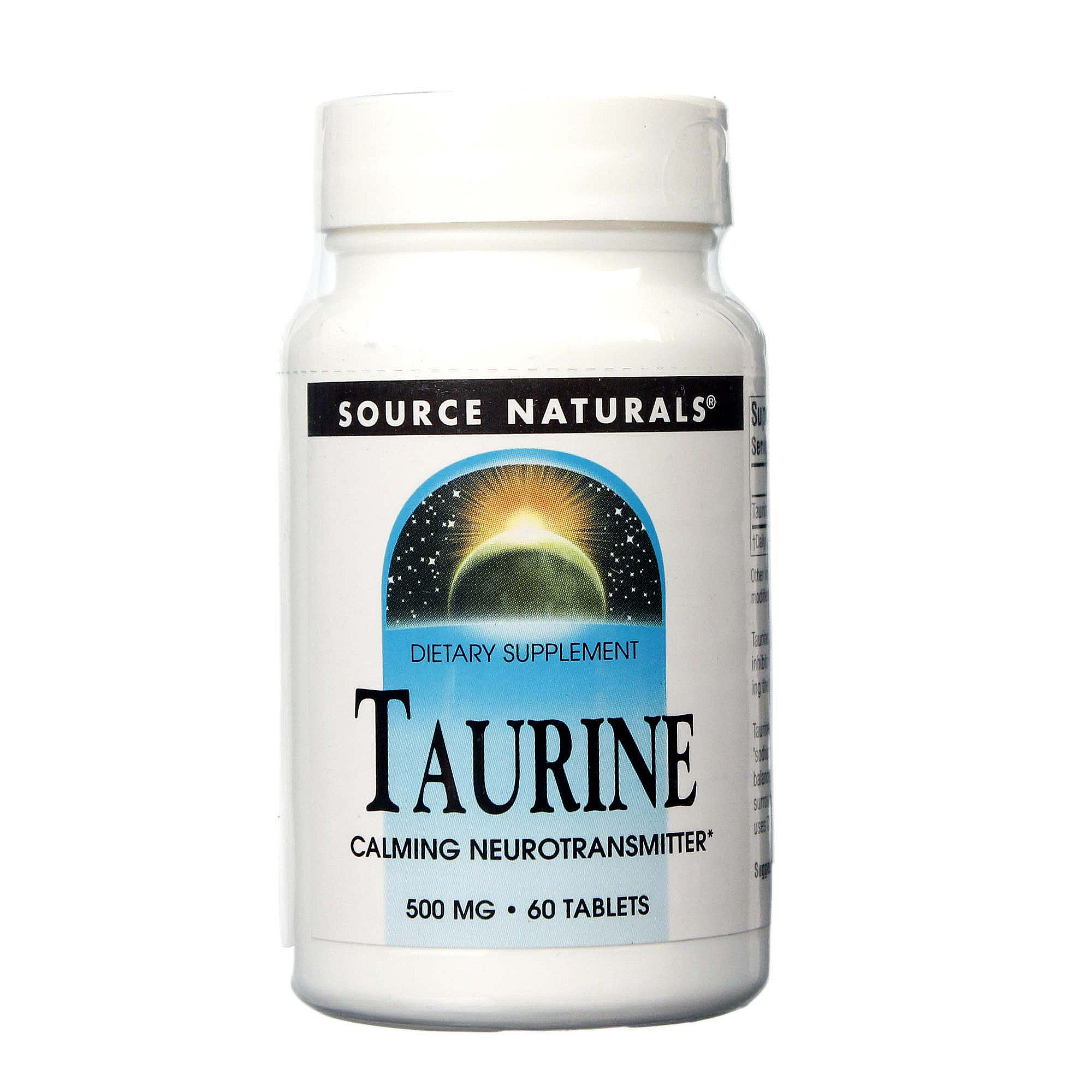 Taurine source