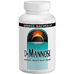 Source Naturals D-Mannose 500 mg