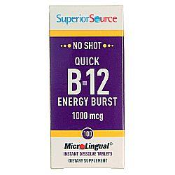 Quick B12 Energy Burst